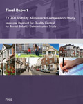 Improper Payment for Quality Control for Rental Subsidy Determination Study: FY 2015 Utility Allowance Comparison Study
