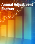 Annual Adjustment Factors