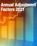 FY 2021 Annual Adjustment Factors