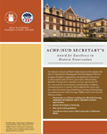 Call For Entries: 2020 ACHP/HUD Secretary's Awards for Excellence in Historic Preservation Deadline: April 20, 2020