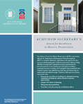 ACHP/HUD Secretary 2017 Excellence in Historic Preservation Award Brochure Icon