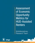 Assessment of Economic Opportunity Metrics for HUD-Assisted Renters