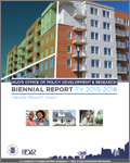 Office of Policy Development & Research Biennial Report FY 2015-2016 Icon