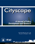 Cityscape: Volume 21, Number 1
