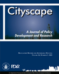 Cityscape: Volume 23, Number 1