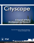Cityscape: Volume 20, Number 1