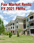 Fair Market Rents: FY 2021 FMRs