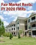 Fair Market Rents: FY 2020 FMRs