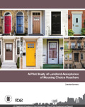 A Pilot Study of Landlord Acceptance of Housing Choice Vouchers: Executive Summary