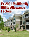 FY 2021 Multifamily Utility Allowance Factors
