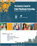 Call For Entries: 2020 Secretary's Awards for Public-Philanthropic Partnerships Deadline: Monday, February 17, 2020