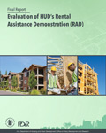 Evaluation of HUD's Rental Assistance Demonstration (RAD): Final Report