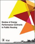Review of Energy Performance Contracts in Public Housing