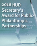2018 Winners: The Secretary's Award for Public-Philanthropic Partnerships - Housing and Community Development in Action