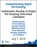 Understanding Rapid Re-housing Systematic Review of Rapid Re-housing Outcomes Literature