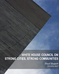 White House Council on Strong Cities, Strong Communities