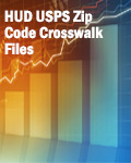 HUD USPS ZIP Code Crosswalk Files: Quarter 3, 2018