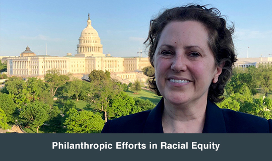 hilanthropic Efforts in Racial Equity