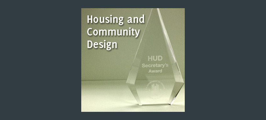 For Housing Accessibility: Alan J. Rothman Award 2008