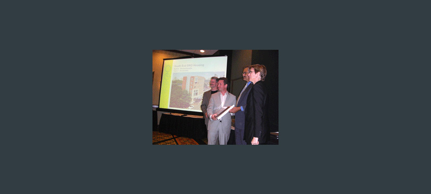 Excellence in Affordable Housing Design 2009