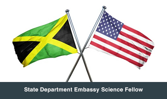 State Department Embassy Science Fellow