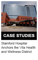 Stamford Hospital Anchors the Vita Health and Wellness District