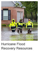 Hurricane Flood Recovery Resources