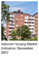 National Housing Market Indicators: December 2017