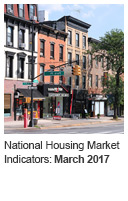 National Housing Market Indicator: March 2017
