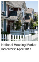 National Housing Market Indicator: April 2017