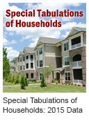 Special Tabulations of Households: 2015 Data