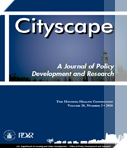 Cityscape: Volume 20, Number 3