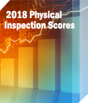 2018 Physical Inspection Scores