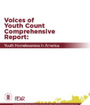 Voices of Youth Count Comprehensive Report: Youth Homelessness in America