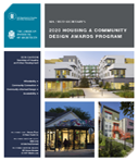 Call For Entries: 2020 American Institute of Architects - Housing and Community Design Award<br>Deadline: November 7, 2019