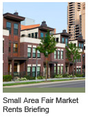 Small Area Fair Market Rents Briefing