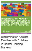 Discrimination Against Families with Children in Rental Housing Markets
