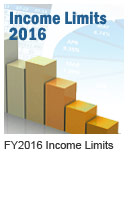 FY 2016 Income Limits