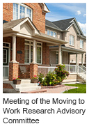 Meeting of the Moving to Work Research Advisory Committee  title=