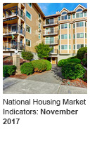 National Housing Market Indicators: November 2017