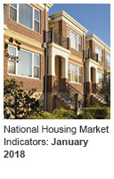 National Housing Market Indicator: January 2018