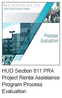 HUD Section 811 PRA Project Rental Assistance Program Process Evaluation