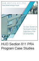HUD Section 811 PRA Program Case Studies