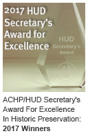 Secretary's Award for Excellence in Historic Preservation