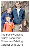 The Family Options Study Briefing