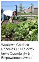 Westlawn Gardens Receives HUD Secretary's Opportunity & Empowerment Award