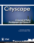 Cityscape: Volume 18, Number 1