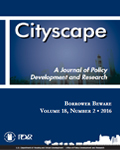 Cityscape: Volume 18, Number 2
