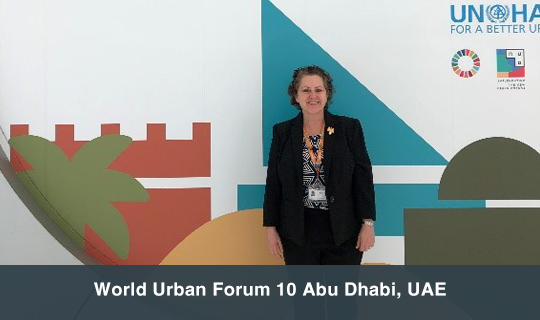 World Urban Forum 10 Abu Dhabi, UAE