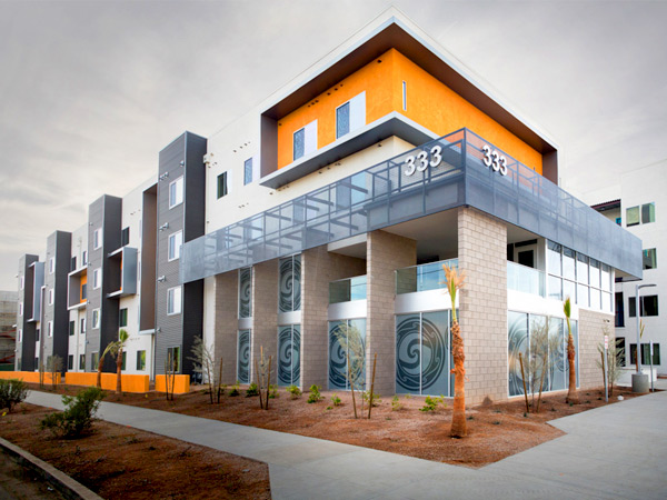 Affordable Housing Honoring Native American Cultural Values in Phoenix, Arizona
